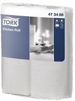 Tork Küchenrolle 2-lagig, 5x4 Rollen à 50 Blatt (24x23cm) Advanced