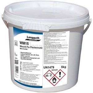 WM15 Wasch Fix Fleckensalz 5kg