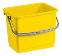 Eimer 4 Liter gelb