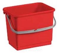 Eimer 4 Liter rot
