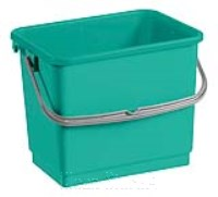 Eimer 4 Liter grün