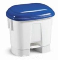 Derby 30 Liter mit Deckel blau