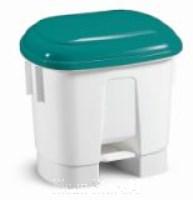 Derby 30 Liter mit Deckel grün