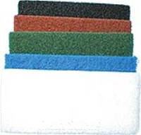Super-Handpad Kleenfast 12x25 cm rot