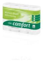 Küchenrolle Wepa Comfort 2-lagig 64 Blatt 8x4 Rollen