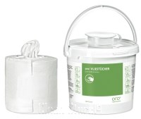 orochemie® Vliestücher, Nachfüllpackungen, 180 Tücher/Rolle 4 Rollen/Karton