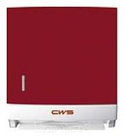 CWS Frontpanel für Paradise Paper Slim, Basic rot