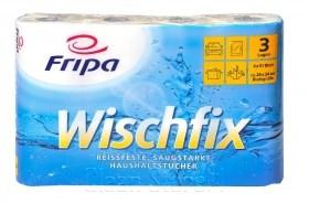 Küchenrolle WISCHFIX 3-lagig, 8x4 Rollen/Sack
