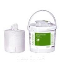 orochemie® Vliestücher kompakt 290x300mm 60 Tücher/Rolle, 8 Rollen/Karton