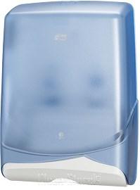Tork Spender für Zickzack Handtücher (H3) Wave blau (403300)