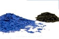 Chips zum Einstreuen, 6/023 blau; 100 g