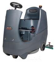 Aufsitz-Scheuersaugmaschine CRG8055/100T mit PPN-Scheuerbürste 550mm