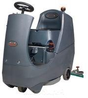 Aufsitz-Scheuersaugmaschine CRG8055/100T mit PadLoc-Treibteller 508mm