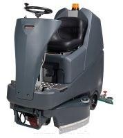 Aufsitz-Scheuersaugmaschine TTV678G/400T mit 3x Scheuerbürste 300mm