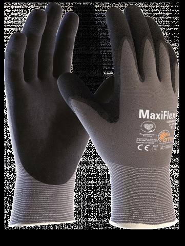 34-874 Nylon-Handschuhe MaxiFlex® UltimateTM,Gr.5 - 12