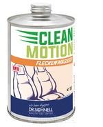 CLEANMOTION Fleckenwasser 1L