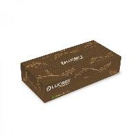 Kosmetiktücher EcoNatural 100 V, 2-lagig, 40 Box à 100 Stück