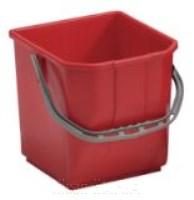Eimer 25 Liter rot