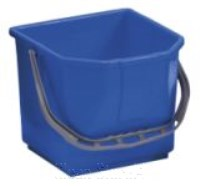 Eimer 15 Liter blau