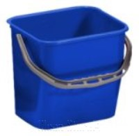 Eimer 12 Liter blau