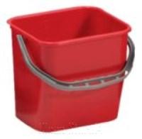 Eimer 12 Liter rot