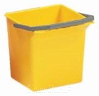 Eimer 6 Liter gelb
