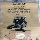10 x Staubsaugerbeutel Papier geeignet für Numatic